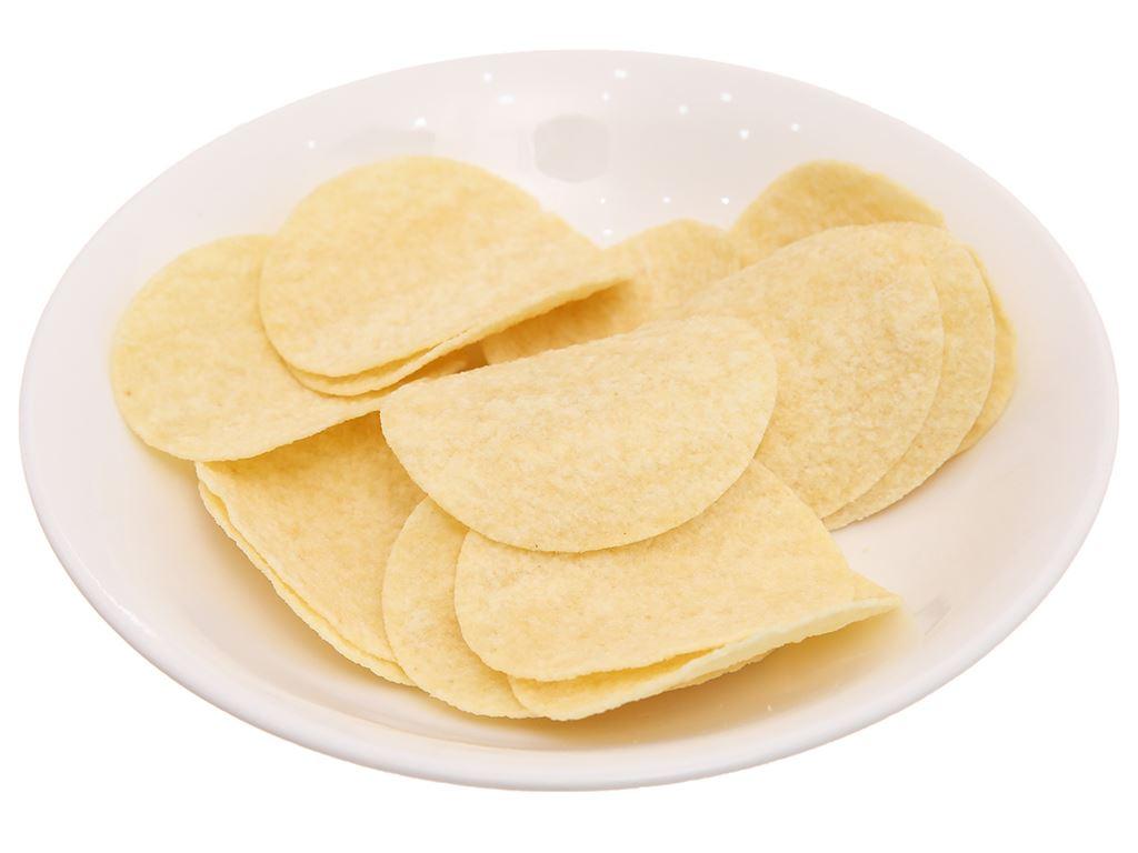 Snack khoai tây vị truyền thống Pringles lon 42g 5