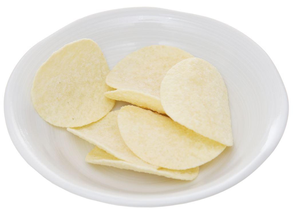 Snack khoai tây vị kem chua và hành Pringles lon 42g 5