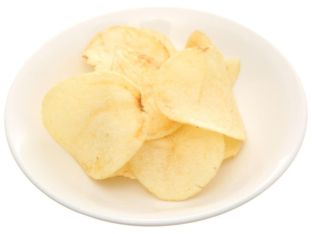 Snack khoai tây vị muối O'Star gói 30g 5