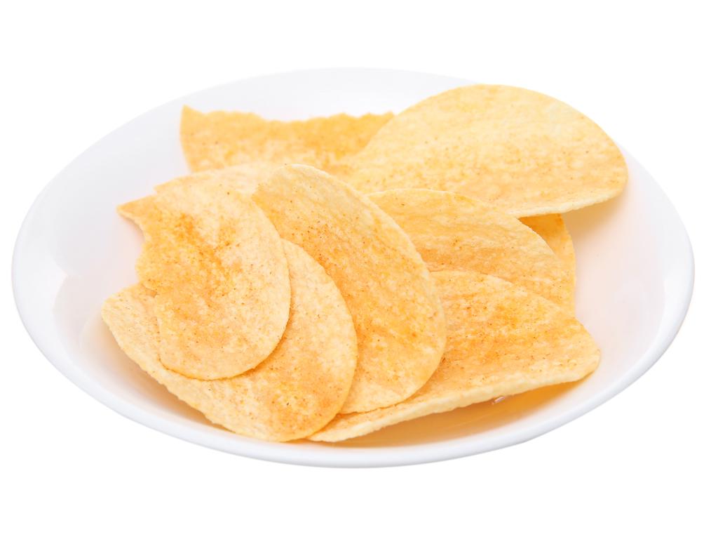 Snack khoai tây vị thơm cay Slide gói 160g 8