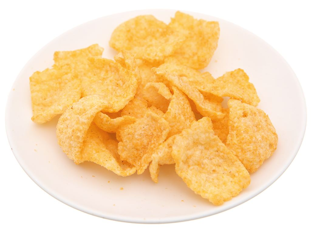 Snack Corn Chip vị bắp ngọt và cay gói 35g 6