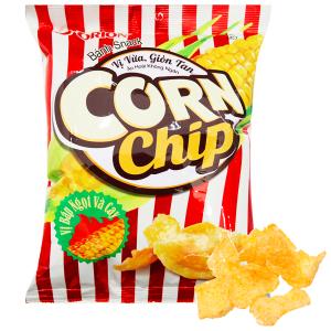 Snack vị bắp ngọt và cay Corn Chip gói 35g