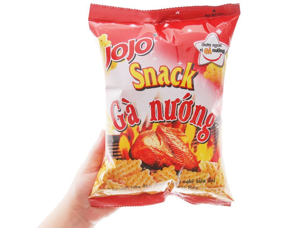 Snack gà nướng JoJo gói 40g 8