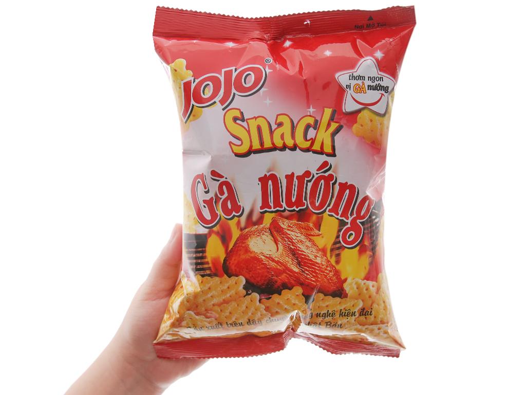 Snack gà nướng JoJo gói 40g 3