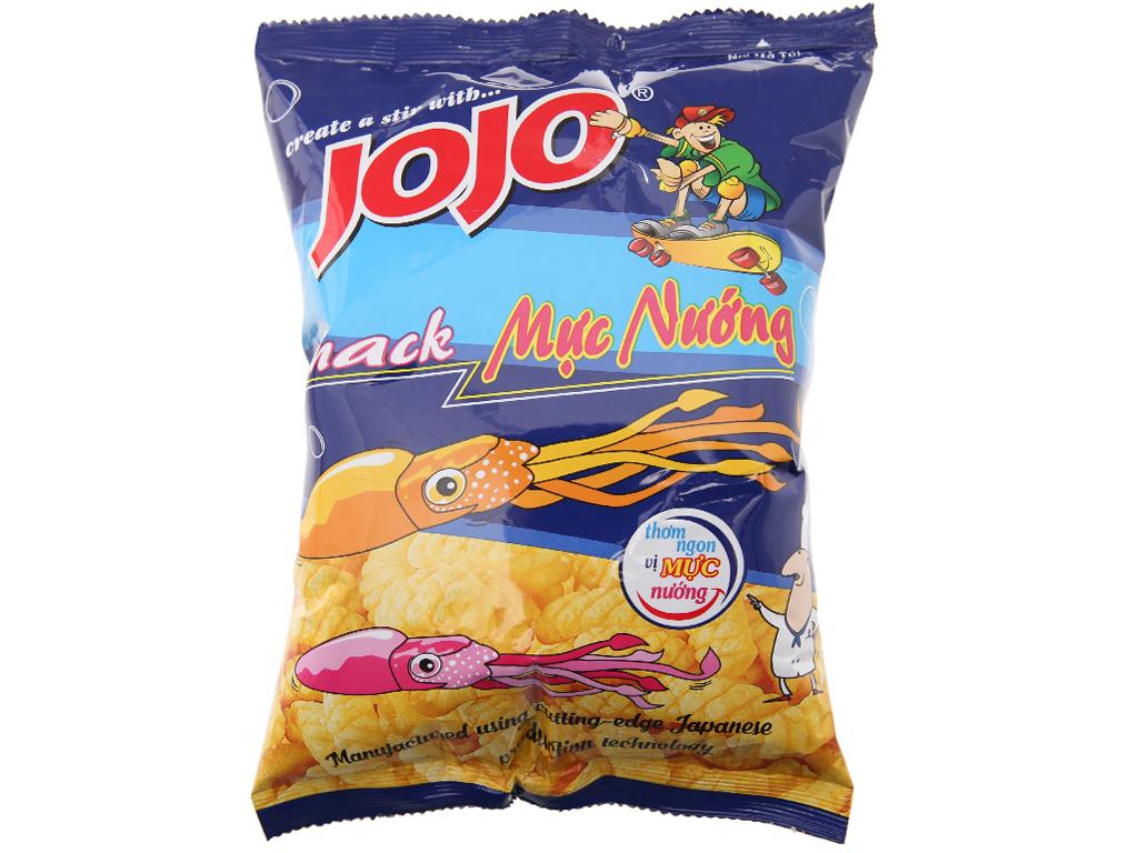 Snack mực nướng JoJo gói 40g 2