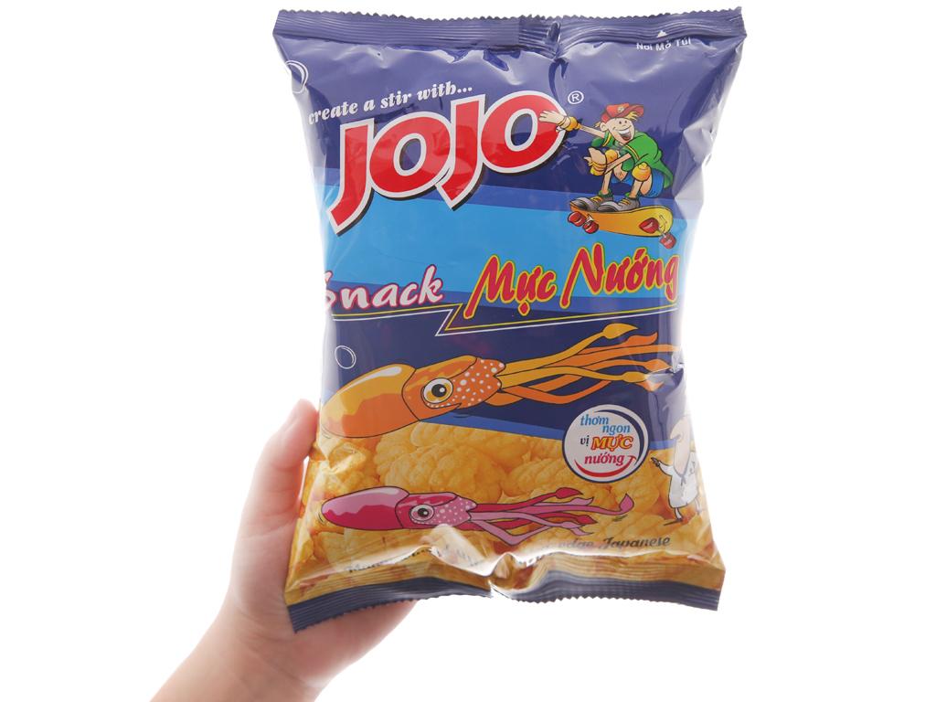 Snack mực nướng JoJo gói 40g 4