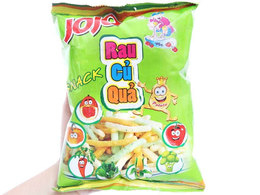 Snack rau củ quả JoJo gói 40g 4