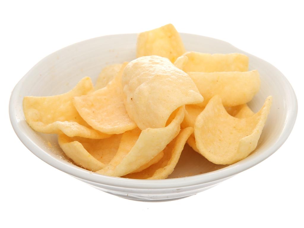 Snack bí đỏ vị bò nướng Oishi gói 42g 4