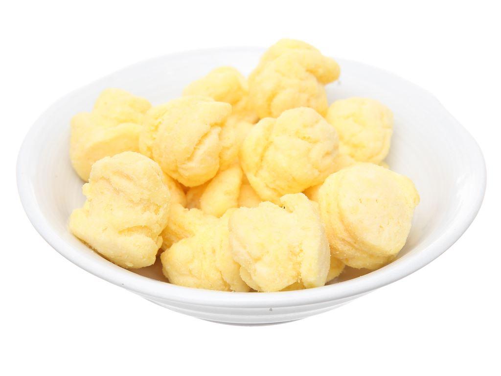 Snack bắp ngọt Oishi gói 40g 4