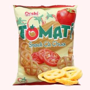 Snack cà chua Oishi Tomati gói 40g