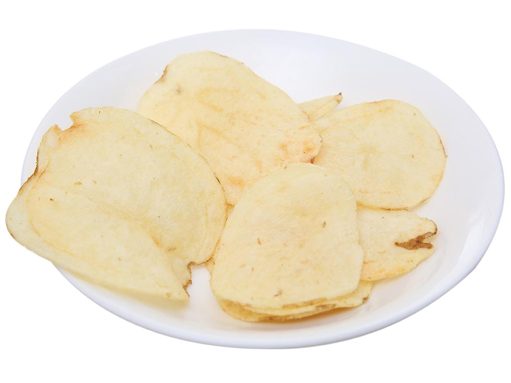 Snack khoai tây vị muối O'star gói 48g 4