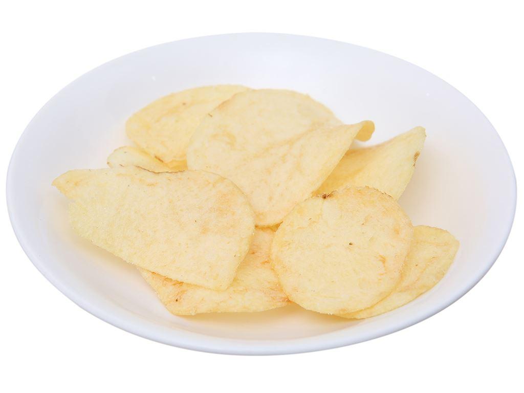 Snack khoai tây vị muối O'star gói 90g 4
