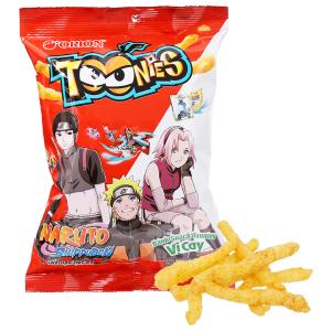 Snack Toonies vị cay gói 38g