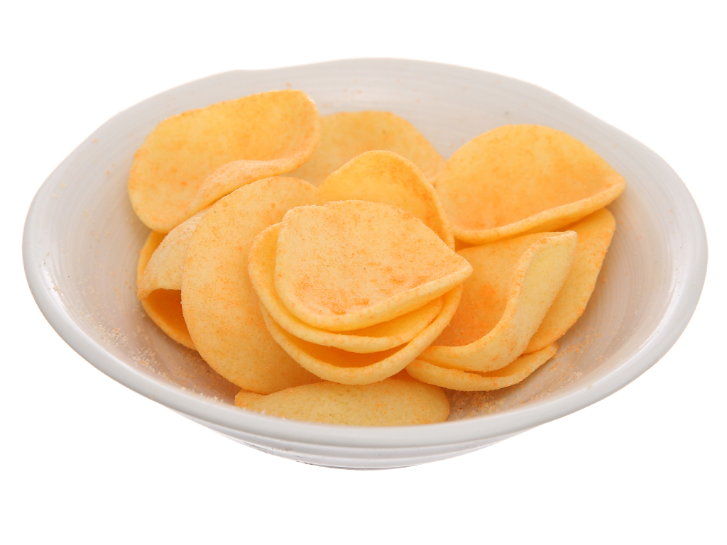 Snack pho mát miếng Oishi gói 40g 11