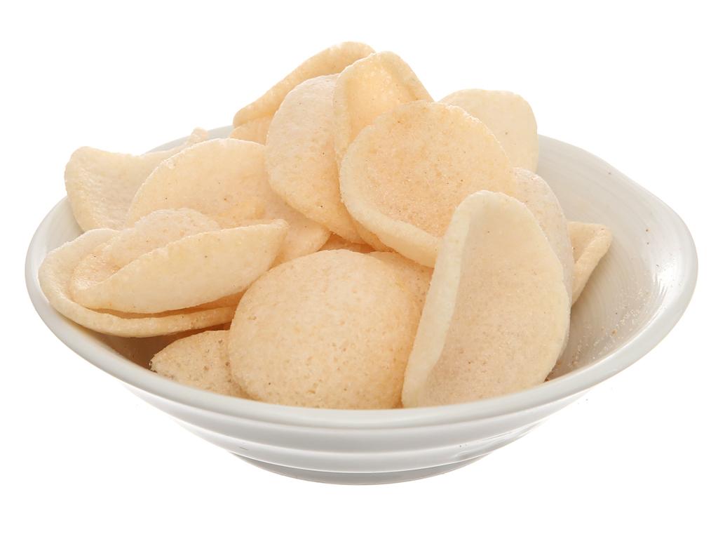 Snack phồng mực Oishi Indo Chips gói 42g 5
