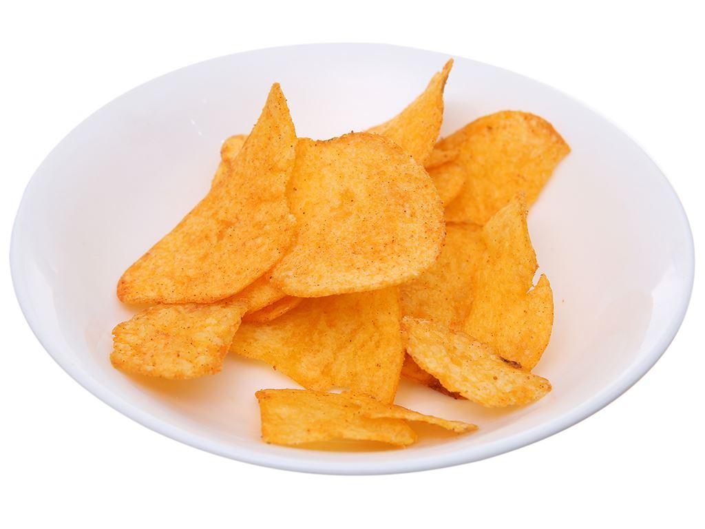 Snack khoai tây vị kim chi Hàn Quốc O'star gói 30g 4