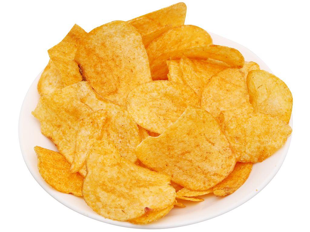 Snack khoai tây O'Star vị kim chi Hàn Quốc gói 48g 10