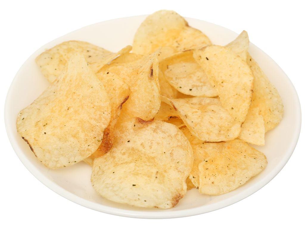 Snack khoai tây vị tảo biển O'Star gói 36g 5