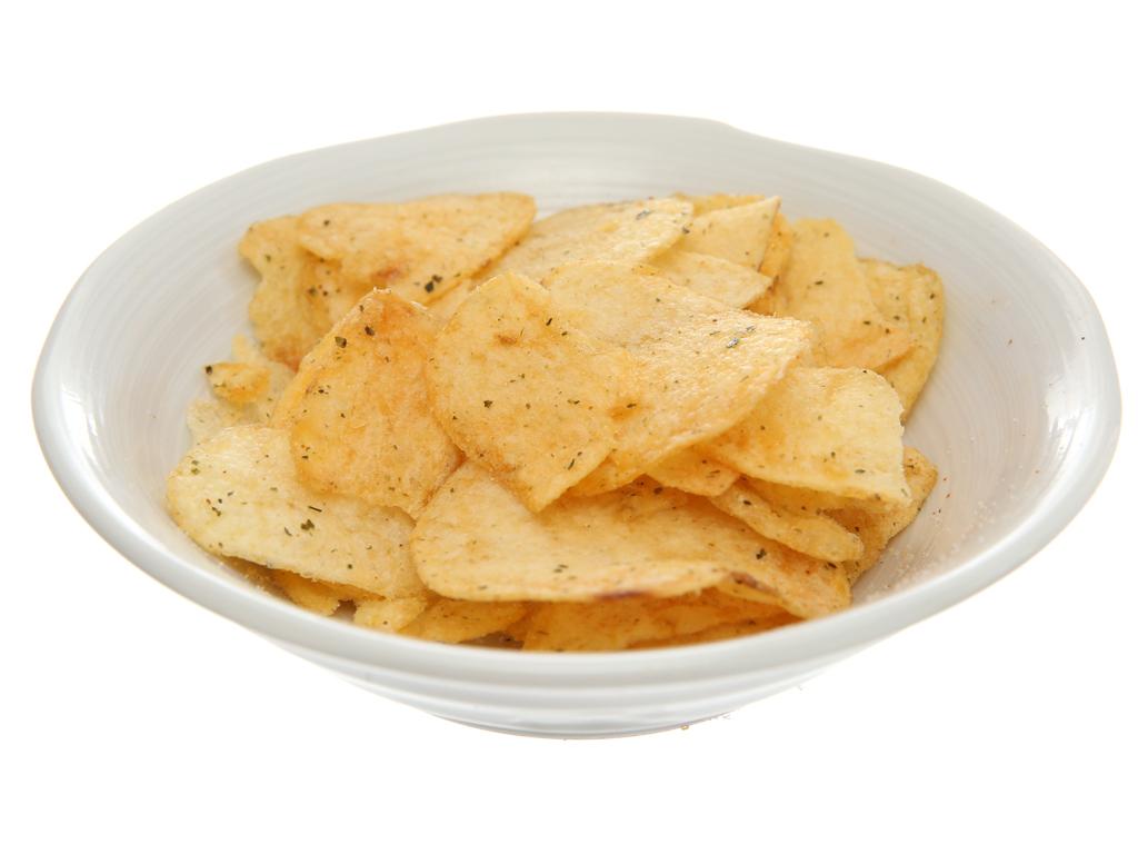 Snack khoai tây vị tảo biển O'Star gói 48g 4