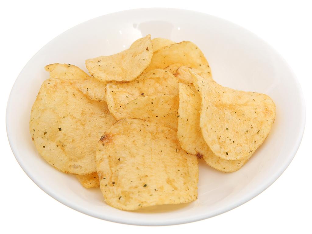 Snack khoai tây vị tảo biển O'Star gói 90g 5