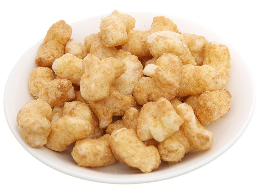 Snack vị caramen Puff Corn gói 45g 8