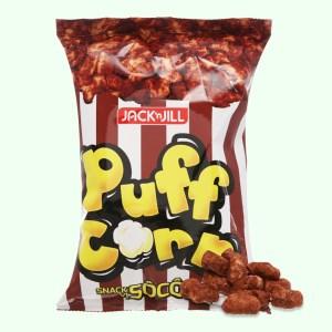 Snack sôcôla Puff Corn gói 45g