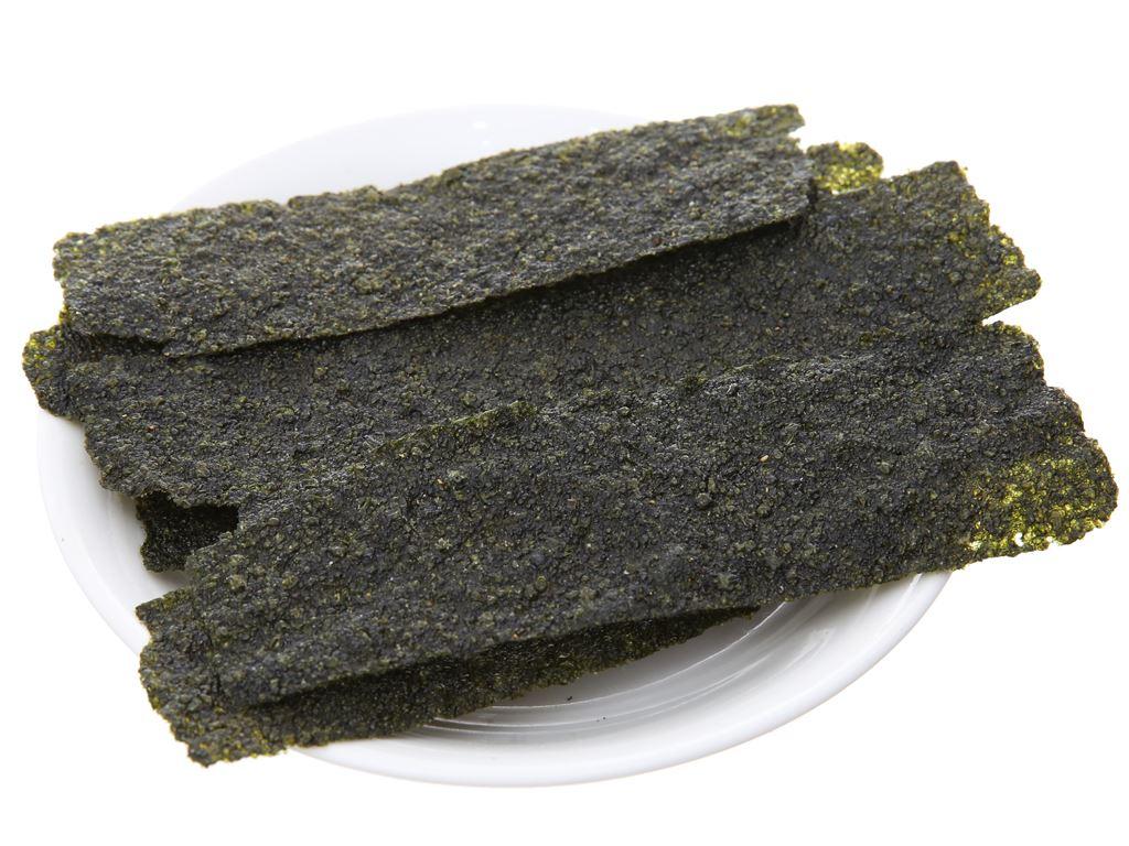 Snack rong biển giòn vị chua cay Tao Kae Noi gói 15g 5