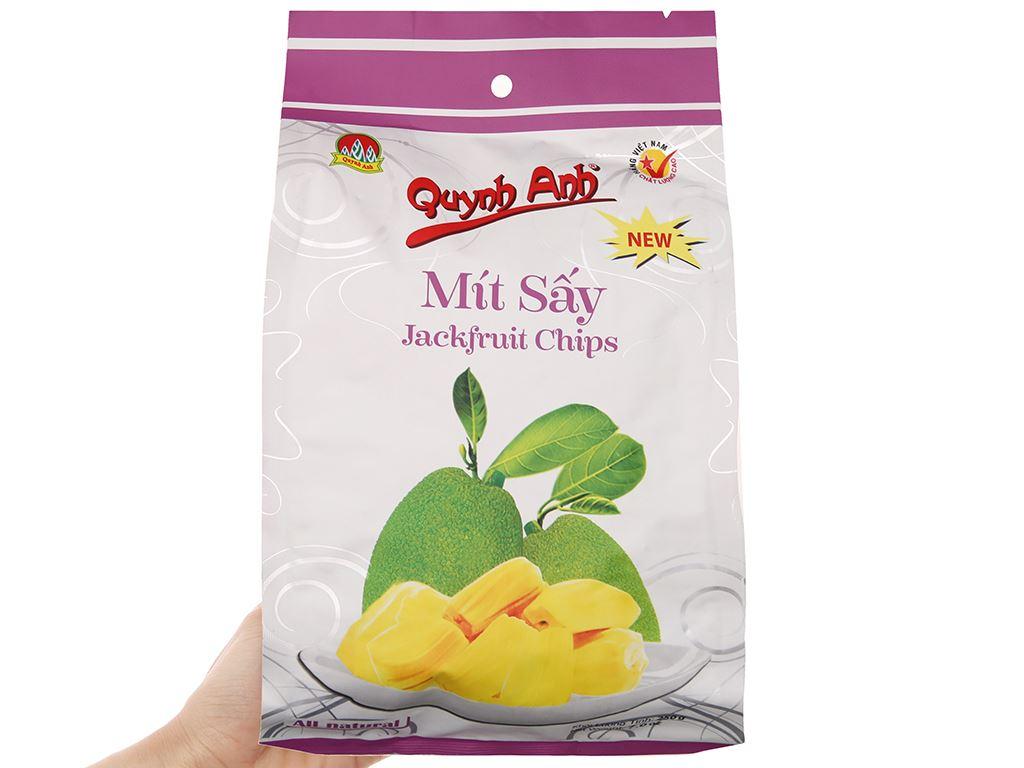 Mít sấy Quỳnh Anh gói 250g 3