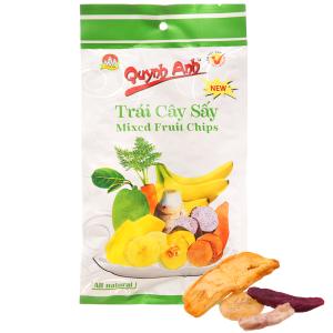 Trái cây sấy Quỳnh Anh gói 250g