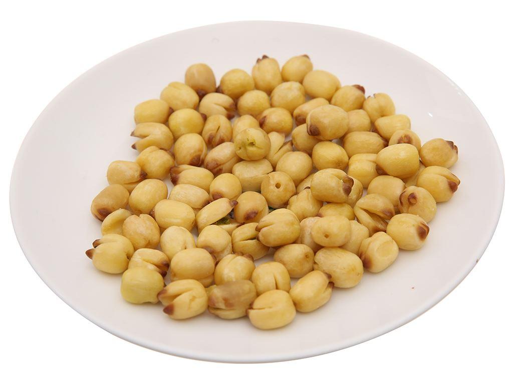 Hạt sen sấy Quỳnh Anh gói 100g 4