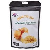 Hành tây sấy Vinamit vị muối tiêu gói 30g