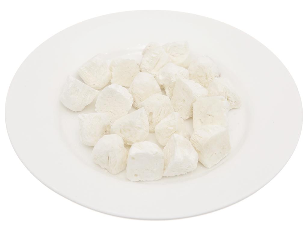 Sữa chua sấy vị sầu riêng Yo'V hũ 80g 4