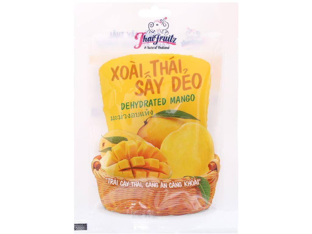 Xoài Thái sấy dẻo Thaifruitz gói 30g 1