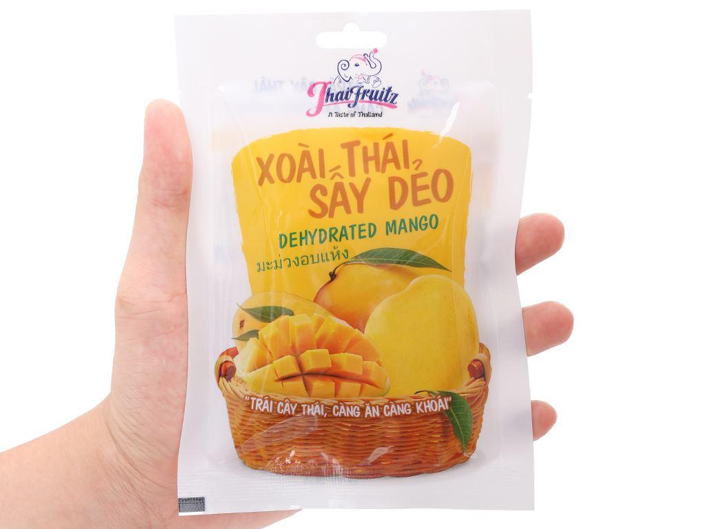 Xoài Thái sấy dẻo Thaifruitz gói 30g 4