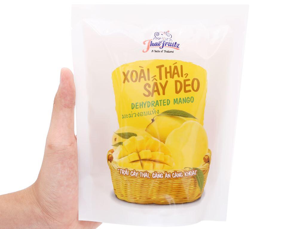Xoài Thái sấy dẻo Thaifruitz gói 100g 4