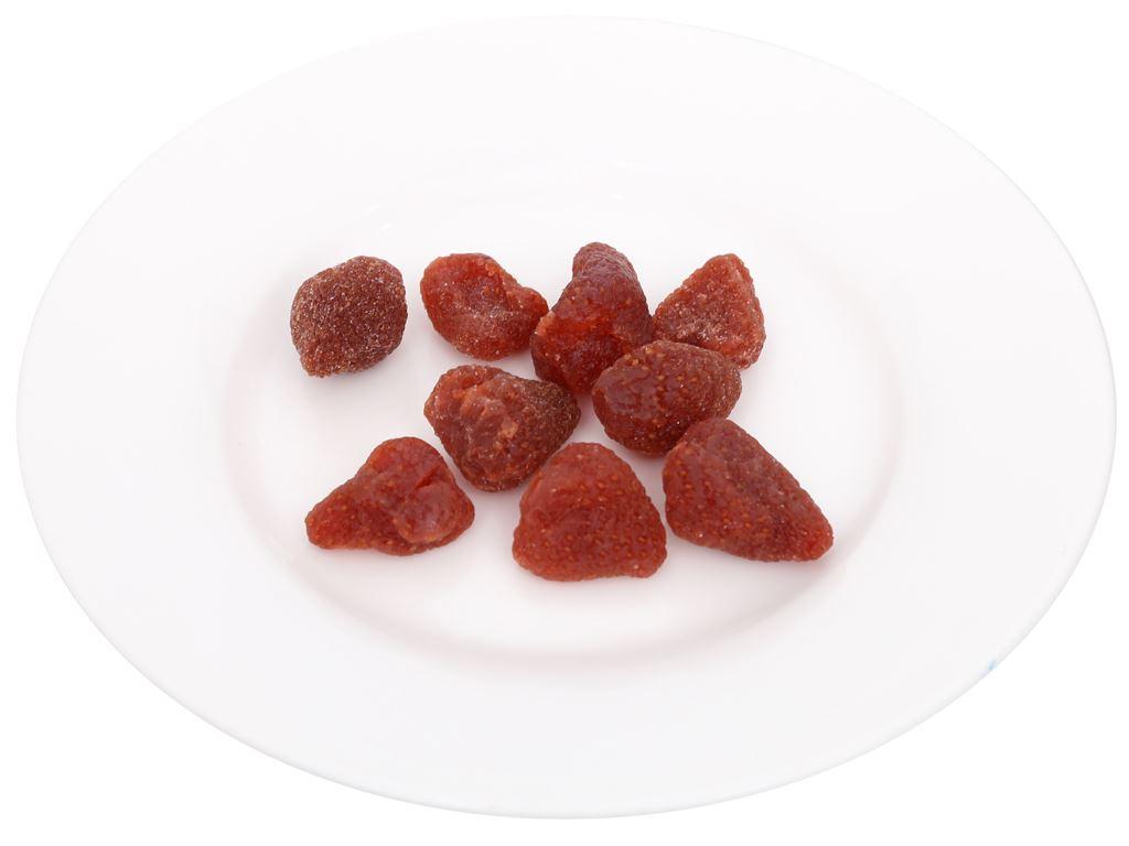 Dâu tây sấy dẻo Thaifruitz gói 30g 5
