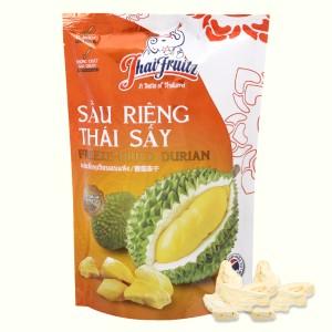 Sầu riêng Thái sấy giòn Thaifruitz gói 80g