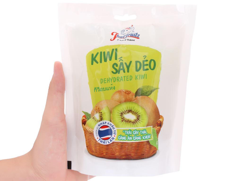 Kiwi sấy dẻo Thaifruitz gói 100g 4