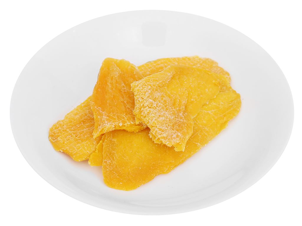 Xoài sấy dẻo Mekong Yummy gói 50g 6