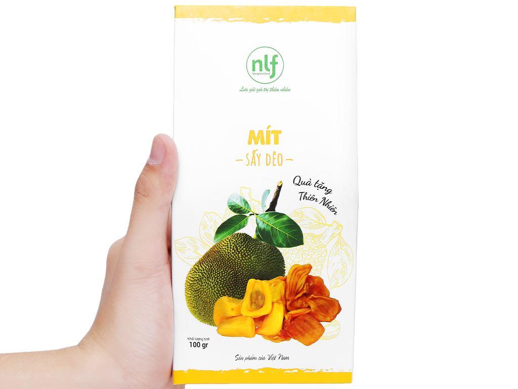 Mít sấy dẻo Nong Lam Food hộp 100g 7