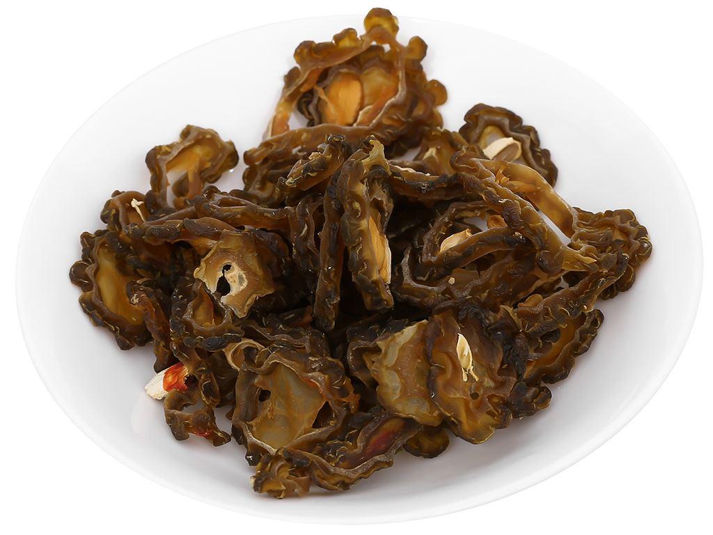 Khổ qua mật ong sấy dẻo Nong Lam Food hộp 100g 8