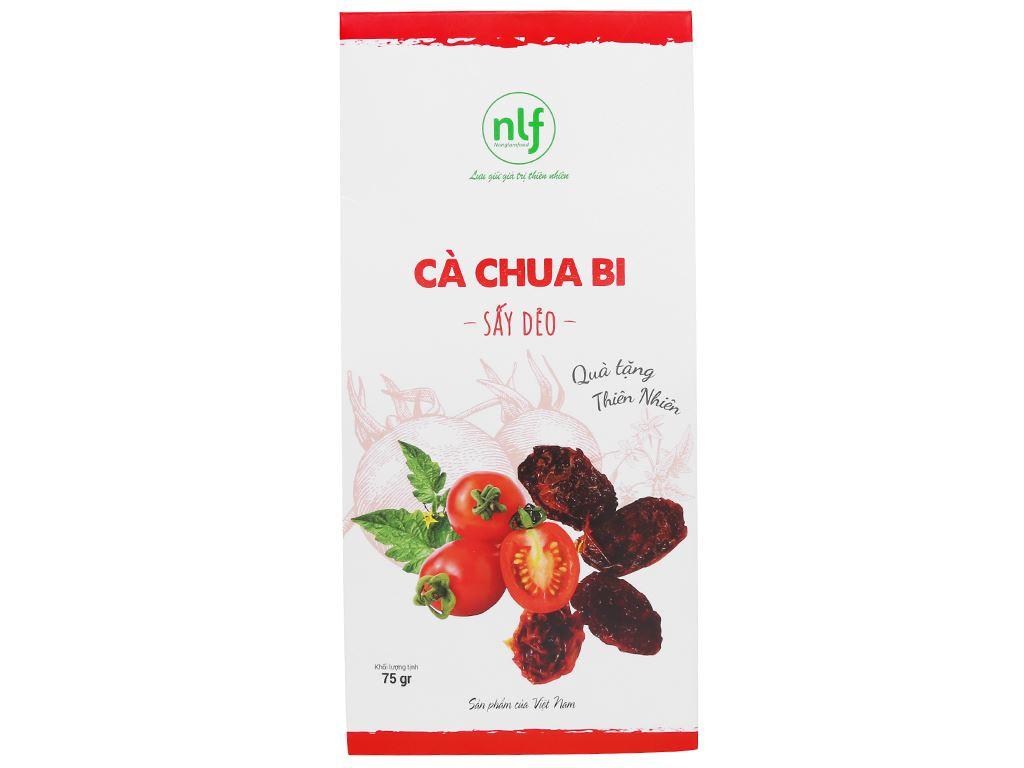 Cà chua bi sấy dẻo Nong Lam Food hộp 75g 1