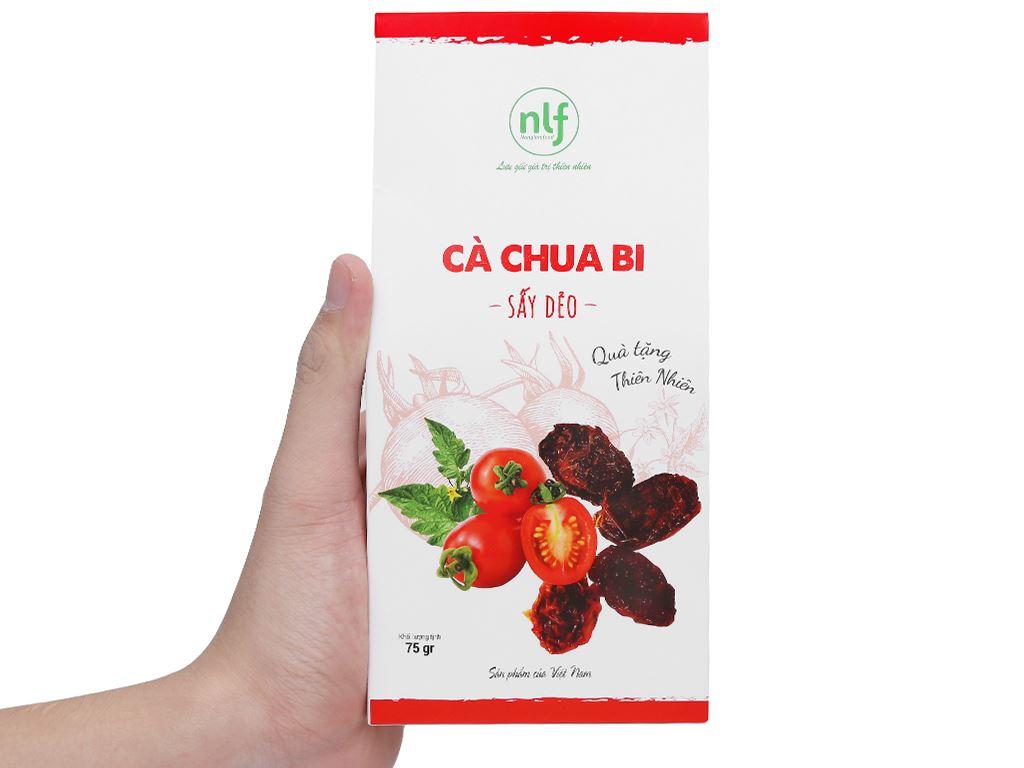 Cà chua bi sấy dẻo Nong Lam Food hộp 75g 7