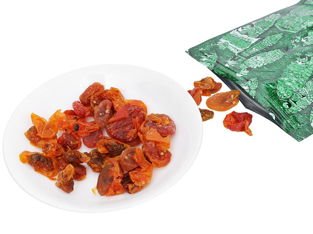 Cà chua bi sấy dẻo Nong Lam Food hộp 75g 9