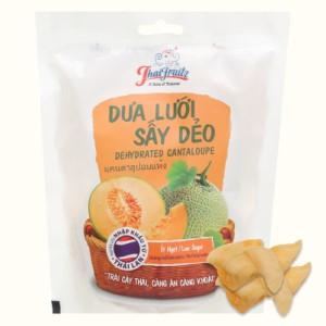 Dưa lưới sấy dẻo Thaifruitz gói 100g