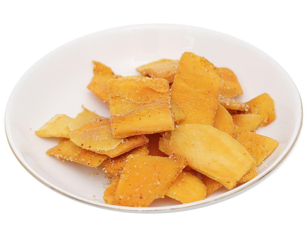 Xoài sấy muối ớt Thaifruitz gói 100g 5