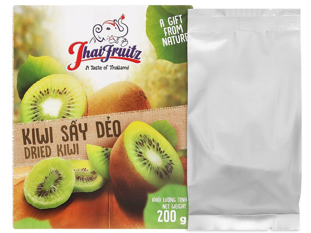 Kiwi sấy dẻo Thaifruitz hộp 200g 3