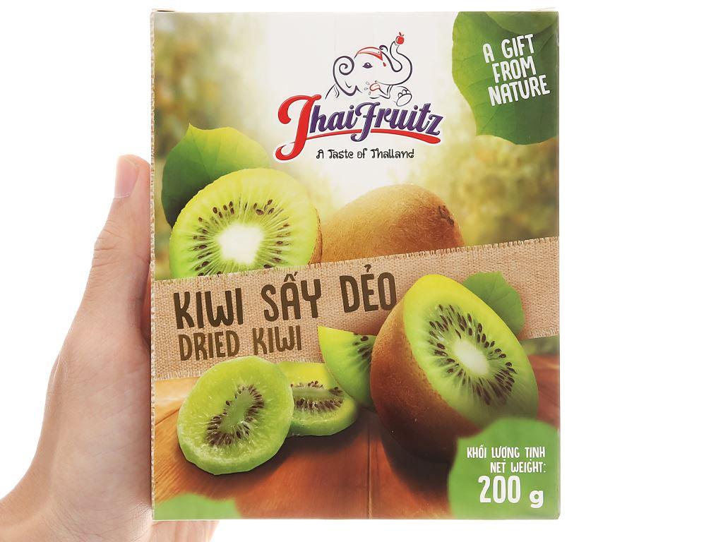 Kiwi sấy dẻo Thaifruitz hộp 200g 5