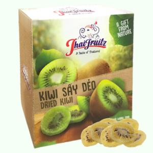 Kiwi sấy dẻo Thaifruitz hộp 200g