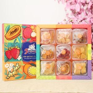 Hộp quà trái cây sấy Thaifruitz 600g